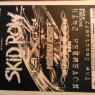 CONCERT FLYER Skid Row king's x nashville pussy 2006 texas SALE