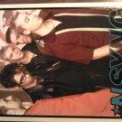 NSYNC STICKER glossy standing group 1998