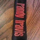 RANDY TRAVIS HEADBAND red logo country head band VINTAGE
