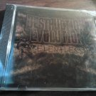 CD DESTRUCTION EVOLUTION Relentless texas metal SEALED