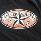 ASLEEP AT THE WHEEL SHIRT Since 1970 2-sided star M