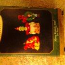 HALLMARK ORNAMENT Merry Grinch-mas dr seuss 3 pc mini christmas holiday 1999