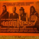 CONCERT FLYER Loudness monkeysoop sacred fate randys 2011 texas SALE
