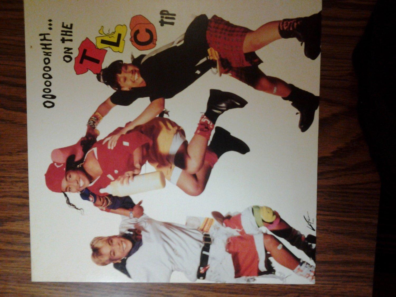 TLC ALBUM FLAT On The Tlc TIp rap hip hop poster PROMO