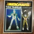 MICRONAUTS actIon fIgure tIme traveler yellow mego 1976 VINTAGE MOC