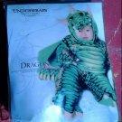 DRAGON COSTUME medium baby child underwraps new never used MIB SALE