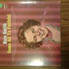 LP KATE SMITH Come All Ye Faithful christmas holiday vintage record SEALED