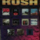 RUSH SONGBOOK Anthology SerIes guitar tablature song book TAB SALE