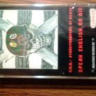 S.O.D.cassette tape Speak English Or Die sod stormtroopers of death megaforce SEALED