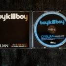 CD BOY KILL BOY Civilian island advance PROMO SALE