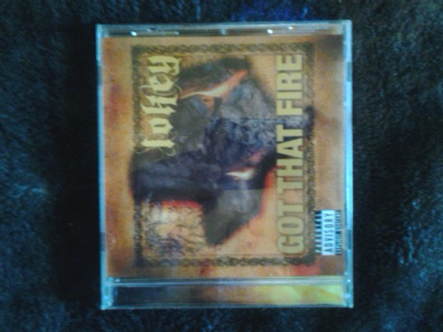 CD LOKEY Got That Fire texas rap recordnoize 4 tracks SALE