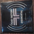 CD FEAR FACTORY Digimortal 2-track interactive advance SEALED PROMO