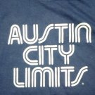 ACL SHIRT austin city limits blue texas XL
