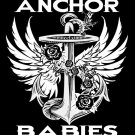 ANCHOR BABIES SHIRT album logo corpus christi san antonio texas NEW L