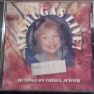 CD MISHUGAS LIVE musings on things jewish linda kaufman san antonio texas journal AUDIO SEALED