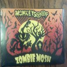 CD MONKEYSOOP Zombie Mosh san antonio texas SEALED