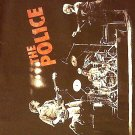 THE POLICE SHIRT 2007 World Tour sting XL