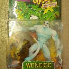 THE INCREDIBLE HULK actIon fIgure Wendigo outcasts desert mutants toybiz 1997 VINTAGE