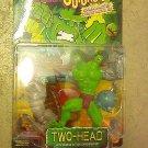 THE INCREDIBLE HULK actIon fIgure Two-Head outcasts desert mutants toybiz 1997 VINTAGE