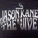 JASON KANE & THE JIVE SHIRT black official san antonio texas NEW M