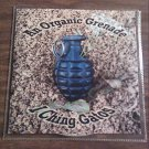 CD I CHING GATOS Organtic Grenade 5 Song ep texas rock latin blues punk NEW
