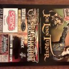 CONCERT FLYER JOE LYNN TURNER Blackfoot Seance rainbow deep purple san antonio texas 2016 SALE