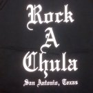 ROCK A CHULA SHIRT original fashion san antonio texas unisex tank NEW 2XL XXL