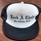 ROCK A CHULA HAT original fashion san antonio texas flat bill cap NEW
