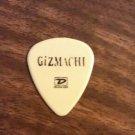 GIZMACHI GUITAR PICK Ozzfest 2005 white