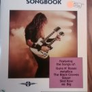 HEAVY METAL GUITAR SONGBOOK 2A song book tablature slayer metallica guns n roses black crowes