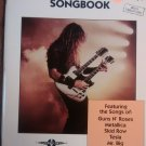 HEAVY METAL GUITAR SONGBOOK 2C song book tablature metallica guns n roses tesla mr big skid row
