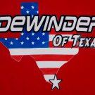 SIDEWINDER SHIRT texas heavy metal rock band of byfist red NEW SMALL