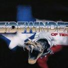 SIDEWINDER SHIRT texas heavy metal rock band of byfist black snake NEW XL