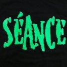 SEANCE SHIRT séance green logo byfist san antonio texas NEW XL