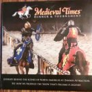 DVD Medieval Times restaurant behind the scenes PROMO SEALED