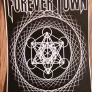 FOREVER TOWN STICKER logo texas rock band PROMO SALE
