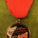2014 FIESTA MEDAL Richard Ojeda Martini party leukemia society San Antonio Texas HTF