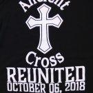 ANCEINT CROSS SHIRT 2018 Reunion logo san antonio texas NEW L