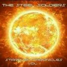CD THE STEEL SOLDIERS Starburn Chronicles Vol 1 texas metal san antonio SEALED