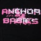 ANCHOR BABIES SHIRT new logo corpus christi san antonio texas NEW 2XL XXL