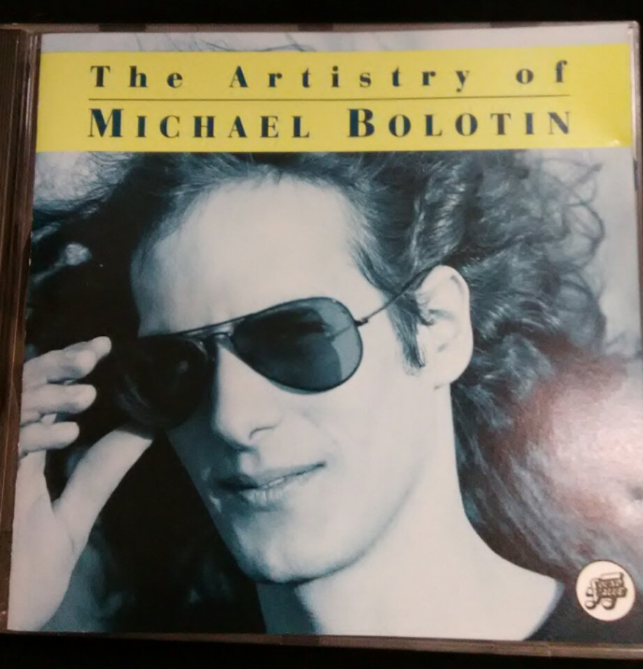 CD MICHAEL BOLOTIN bolton The Artistry Of hits SALE