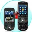 QuickSlide Quad Band Dual SIM Cell Phone + TV and Bluetooth