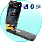 Quad Band Touchscreen Flip-Phone w/ Dual SIM, TV, Acceleromete