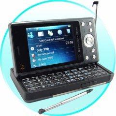 PDA Touchscreen Business Cellphone - QWERTY Keyboard + Dual SIM
