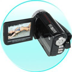 Handheld HD Digital Camcorder (720P