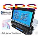 7' LCD MONITOR FM USB DVD VCD TV SD MMC PLAYER 965