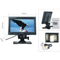 7 Inch TFT LCD Car Stand-Alone Monitor/TV/Car Rearview Mirror Monitor