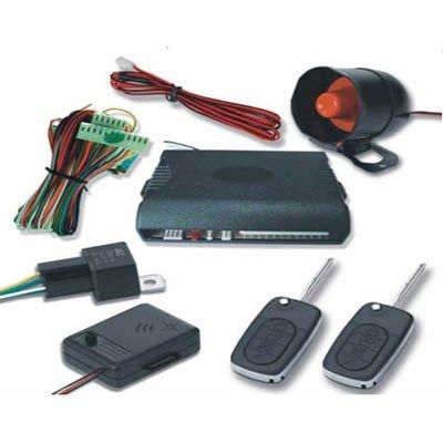 Hot sell-one way car alarm system YB388-26