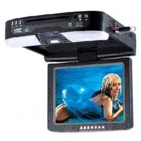 9.2 inch TFT LCD Roof Mounted Car DVD Player TV Tuner