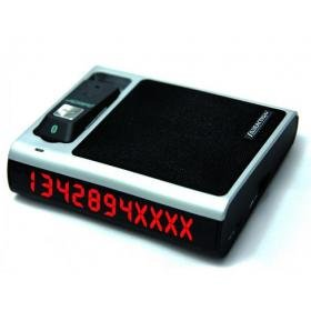 Bluetooth hands-free car BAC-200D, LED display Caller ID, an independent Bluetooth headset
